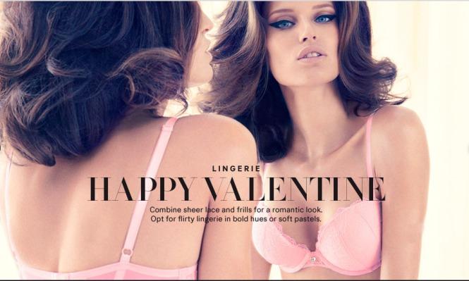 H&M Valentine's Day
