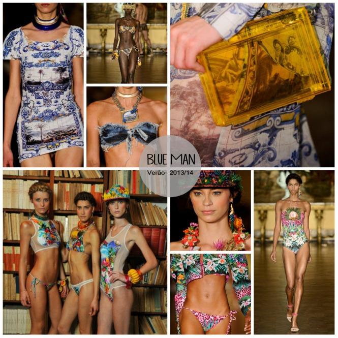 Blue Man Fashion Rio Verão 2013 14