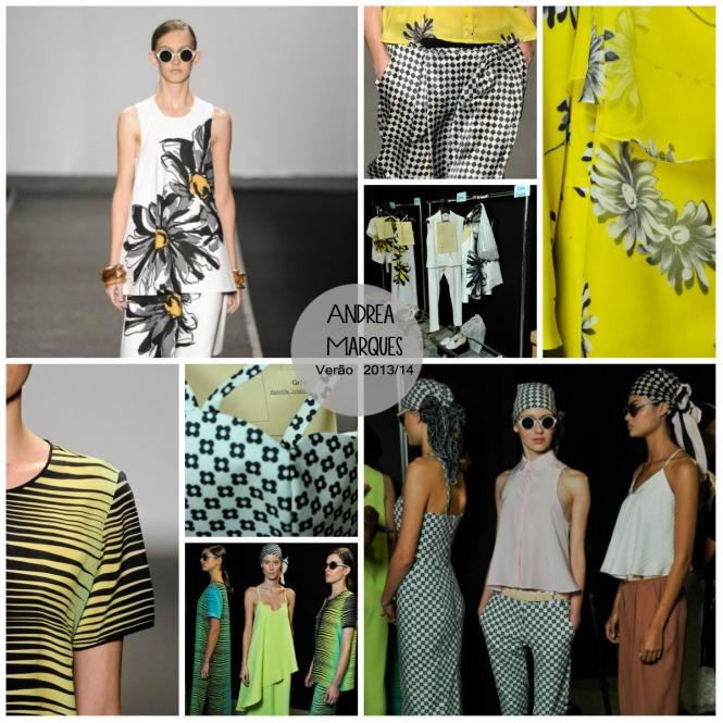Desfile Andrea Marques Fashion Rio 2013 14 1