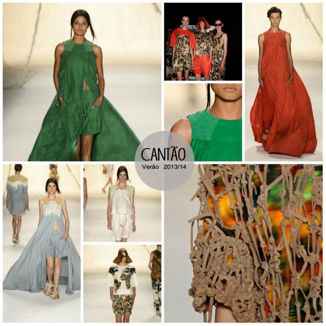 Desfile Cantão Fashion Rio 2013 14