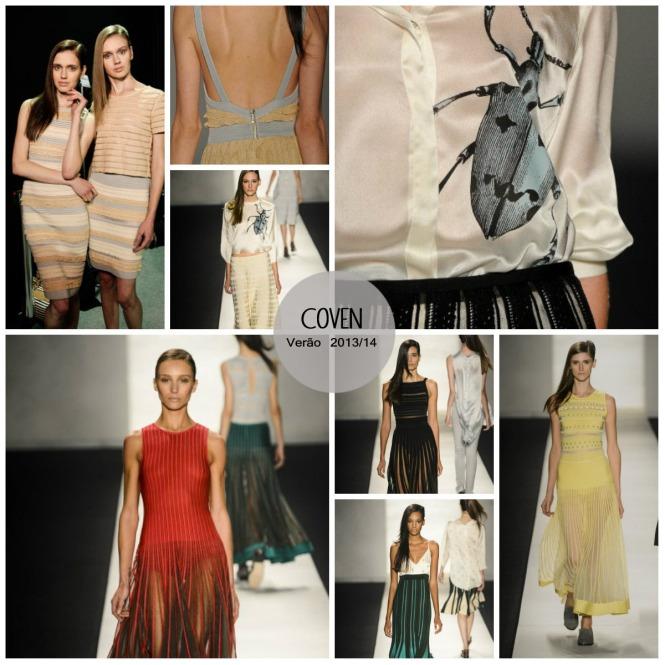Desfile Coven Fashion Rio Verão 2013 14 1