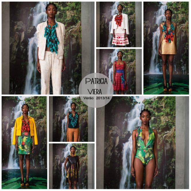 Desfile Patricia Viera Fashion Rio 2013 14