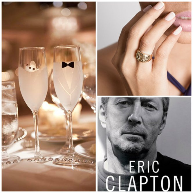 Pedido Casamento Eric Clapton Change the World