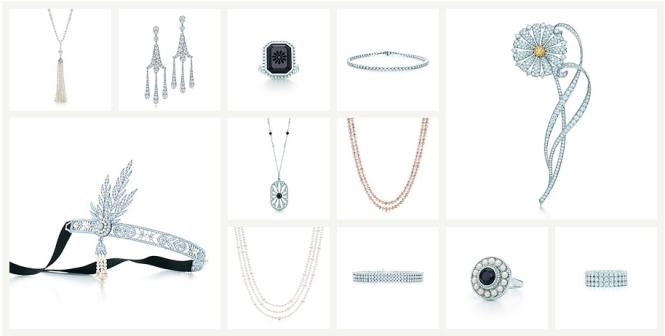 Tiffany para The Great Gatsby