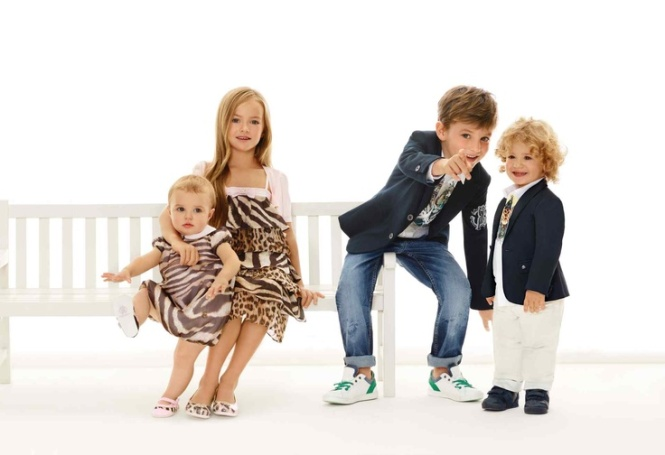 Roberto Cavalli for Kids
