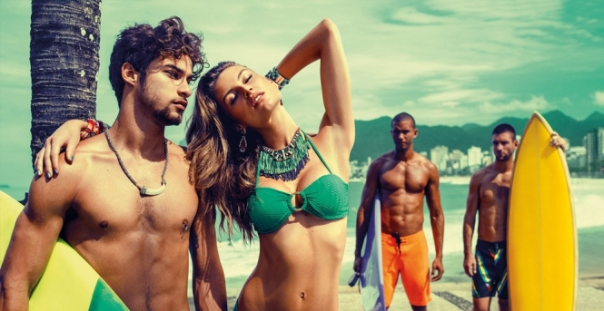 Anne Schoenberger & Pablo Morais for GataBakana Beach 2013-001