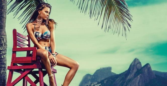 Anne Schoenberger & Pablo Morais for GataBakana Beach 2013-003