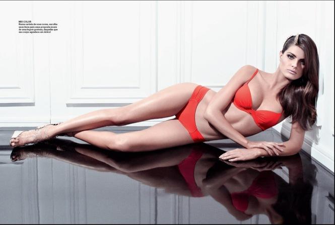 Isabelli Fontana for Un.i 2014-007