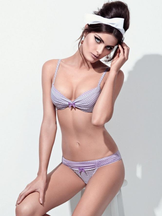 Isabelli Fontana for Un.i 2014-010