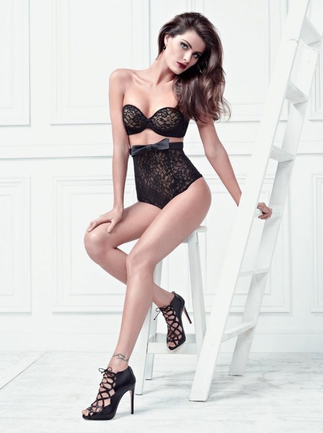 Isabelli Fontana for Un.i 2014-013