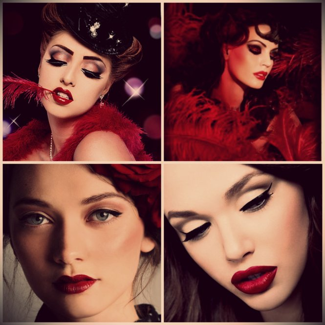 Make Moulin Rouge 1