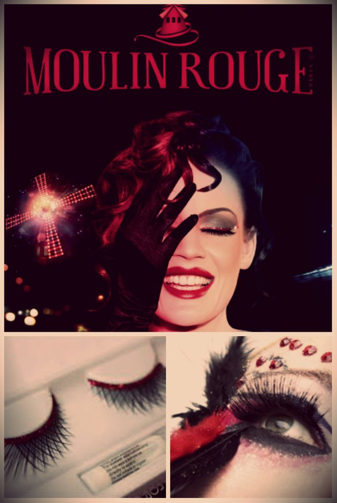 Make Moulin Rouge 4