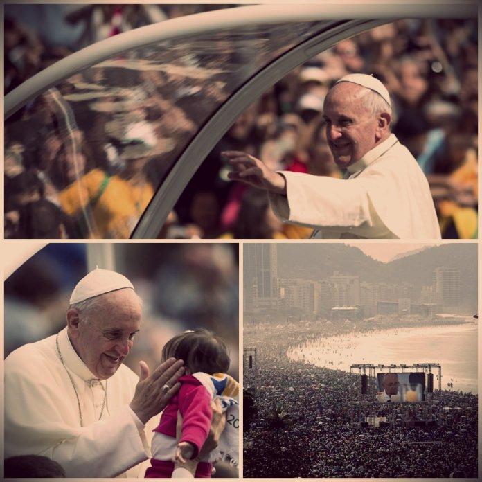 Papa Francisco no Brasil 1