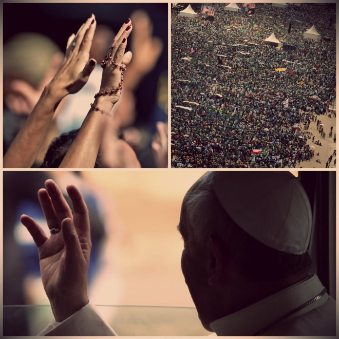 Papa Francisco no Brasil 2