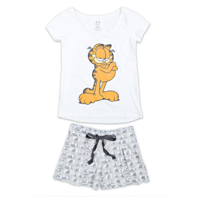 pijama garfiels womensecret (3)