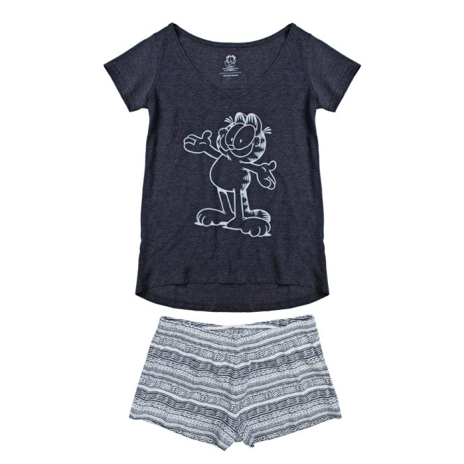 pijama garfiels womensecret (6)