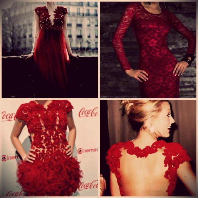 Vestido Moulin Rouge Inspiração 2