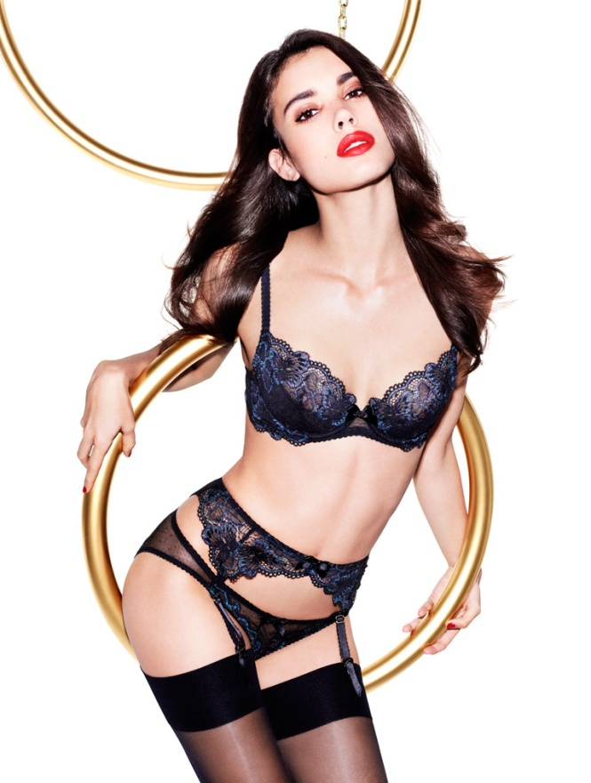 L'agent Penélope e Mónica Cruz Collection By Agent Provocateur (10)