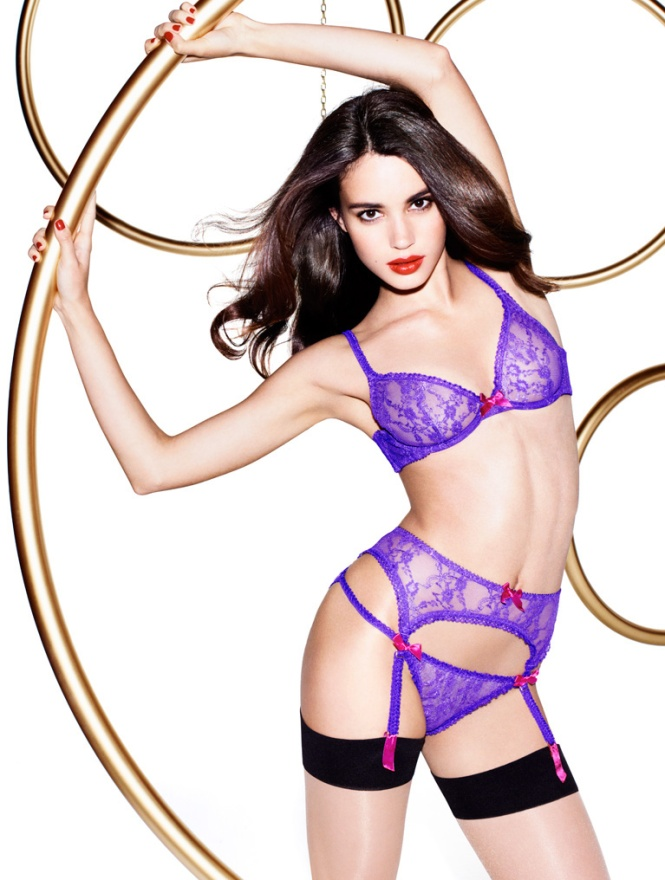L'agent Penélope e Mónica Cruz Collection By Agent Provocateur (14)