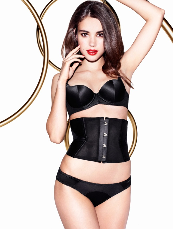 L'agent Penélope e Mónica Cruz Collection By Agent Provocateur (16)
