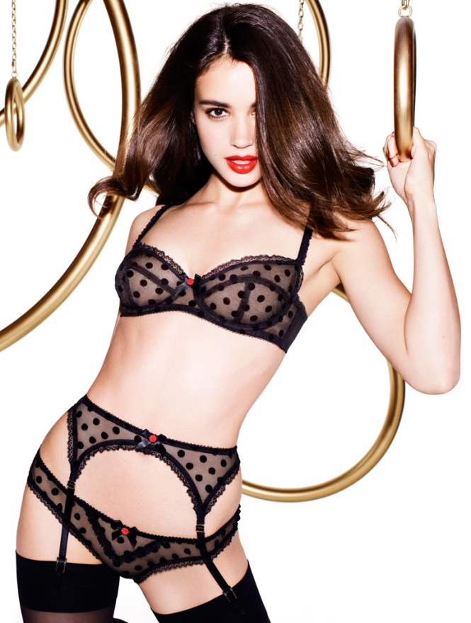 L'agent Penélope e Mónica Cruz Collection By Agent Provocateur (19)