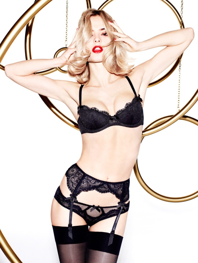 L'agent Penélope e Mónica Cruz Collection By Agent Provocateur (23)