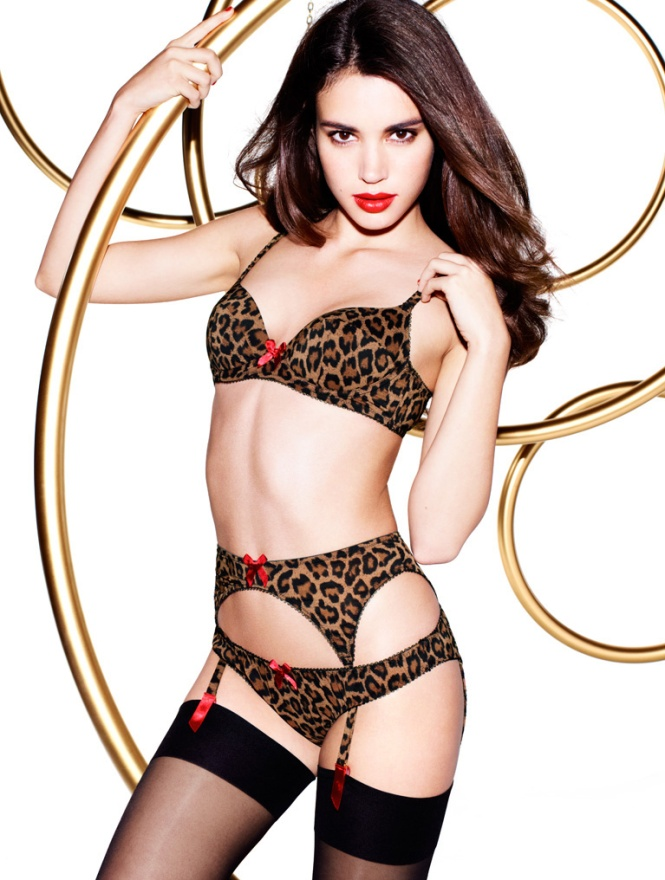 L'agent Penélope e Mónica Cruz Collection By Agent Provocateur (8)