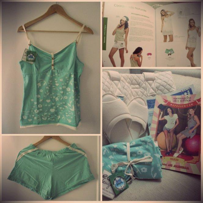 Mensageiro dos Sonhos Pijama 1
