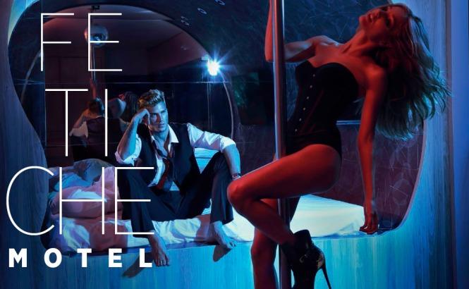 GQ Brasil Editorial Fetiche Motel