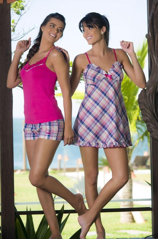 Daniela Tombini 2014 Pijamas fofos Roupas de Dormir (4)