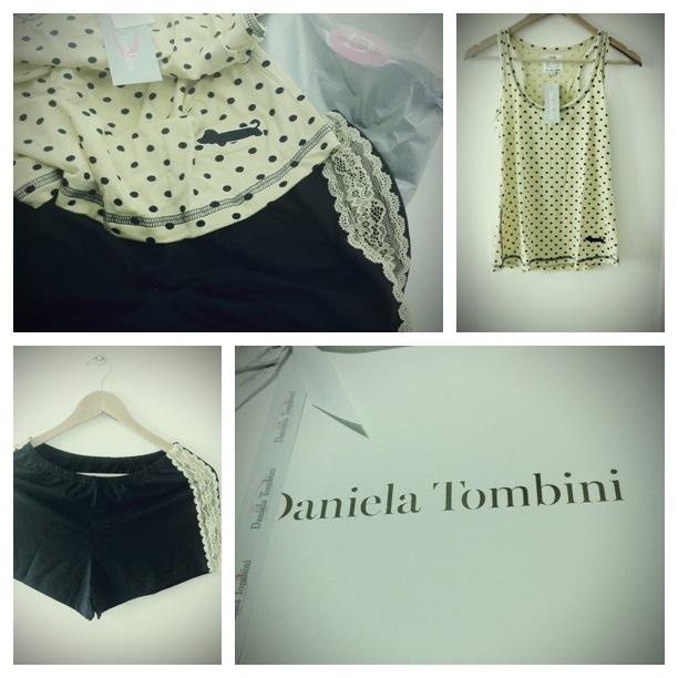 Daniela Tombini 2014 Pijamas fofos Roupas de Dormir