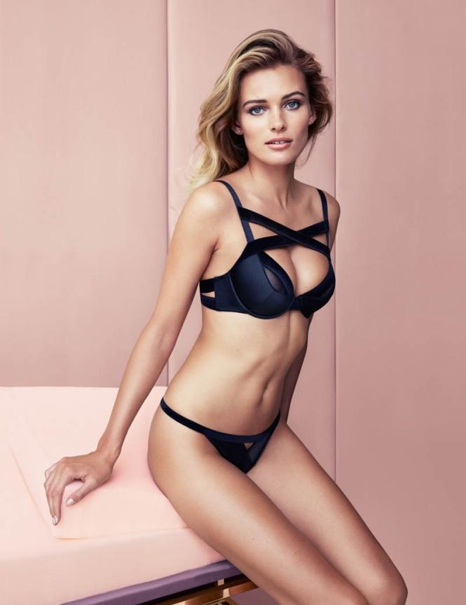 Edita Vilkeviciute H&M 2013 inner beauty (7)