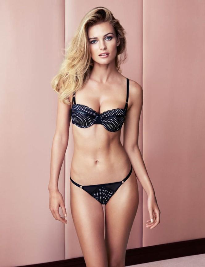 Edita Vilkeviciute H&M 2013 inner beauty (9)