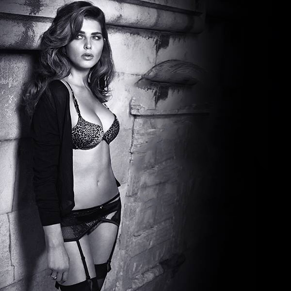 Intimissimi Inverno 2013 14 Tamara Lazic Lingerie Collection (10)