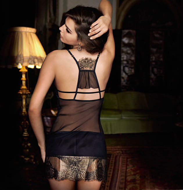 Intimissimi Inverno 2013 14 Tamara Lazic Lingerie Collection (25)