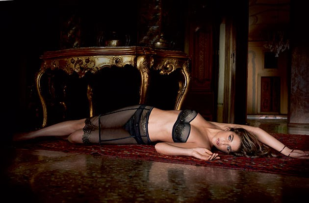 Intimissimi Inverno 2013 14 Tamara Lazic Lingerie Collection (27)