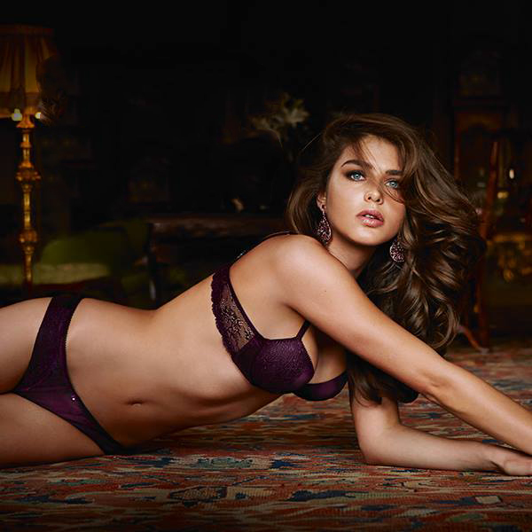 Intimissimi Inverno 2013 14 Tamara Lazic Lingerie Collection (6)