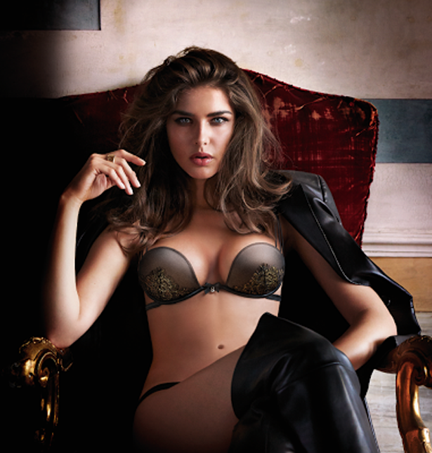 Intimissimi Inverno 2013 14 Tamara Lazic Lingerie Collection (7)