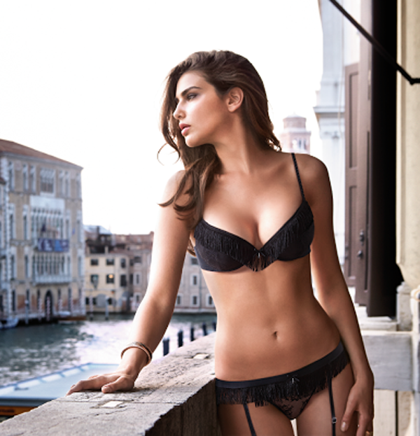 Intimissimi Inverno 2013 14 Tamara Lazic Lingerie Collection (8)