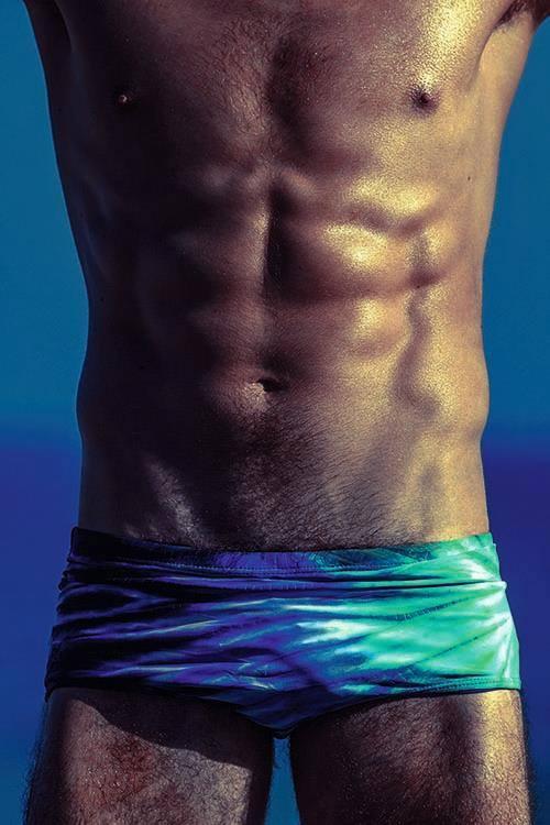 Rio LifeStyle Blue Man Verão 2014 Vida de Pimenta Beachwear Brazil (2)